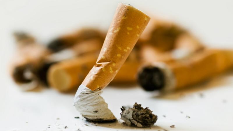 O cigarro e a EM